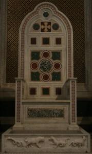 Catedra-del-Obispo-de-Roma