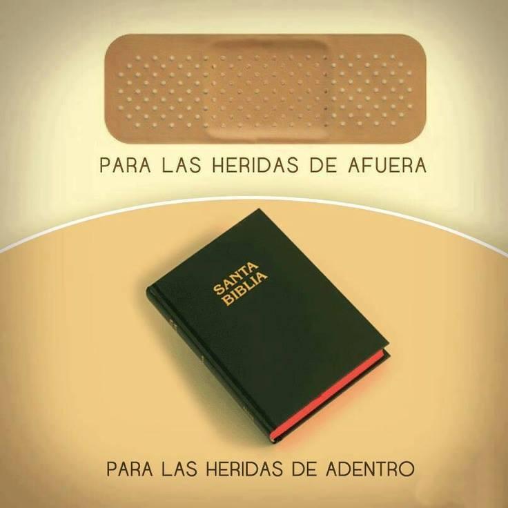 Biblia y heridas